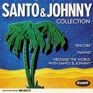 サント・アンド・ジョニー・コレクション CD