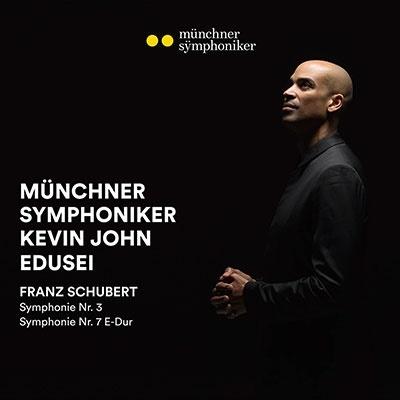 シューベルト: 交響曲第3番&第7番 CD