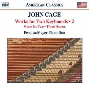 ペストヴァ/マイヤー・ピアノ・デュオ/John Cage: Works for Two Keyboard Vol.2[8559727]