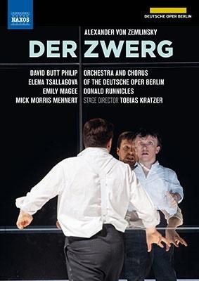 ツェムリンスキー:歌劇≪こびと≫ DVD