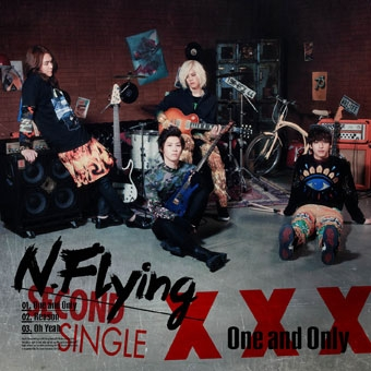 N.Flying/One and Only[FNCD-10002]