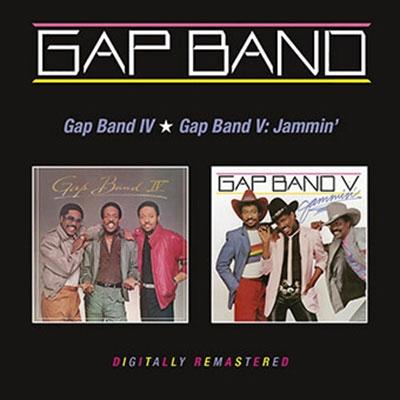Gap Band IV/Gap Band V: Jammin' CD