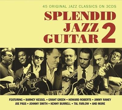 Splendid Jazz Guitar 2<タワーレコード限定>[NOT3CD307]