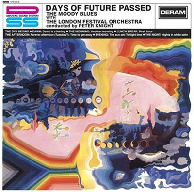 Days of Future Passed: 50th Anniversary Deluxe Edition [2CD+DVD] CD