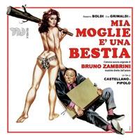Bruno Zambrini/Mia Moglie E' Una Bestia[DDJ15DLX]