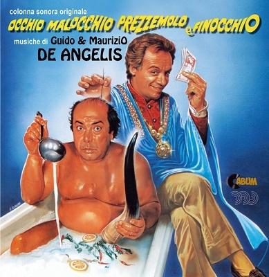 Guido &Maurizio de Angelis/Occhio Malocchio Prezzemolo E Finocchio[DDJ19DLX]