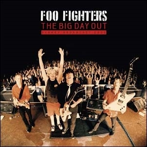 Foo Fighters/The Big Day Out<限定盤>[VS007LP]