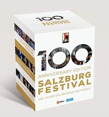 ザルツブルク音楽祭 - 100周年記念エディション Blu-ray Disc