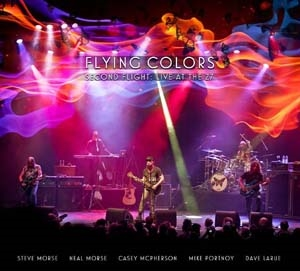 Flying Colors/Second Flight: Live At The Z7 [2CD+DVD][1987301197]
