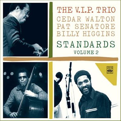 The VIP Trio/Standards, Volume 2[FSRCD927]