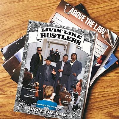 Livin' Like Hustlers CD