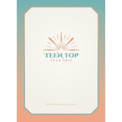 TEENTOP/DEAR.N9NE: 9th Mini Album (DRIVE Ver.)[L200001780]