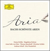 Aria - Bachs Schonste Arien