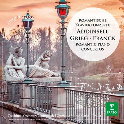 ガブリエル・タッキーノ/Addinsell, Grieg, Franck - Romantic Piano Concertos[9029595227]