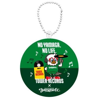 松本山雅FC/松本山雅FC×TOWER RECORDSコラボクッションキーホルダー [12-42877]