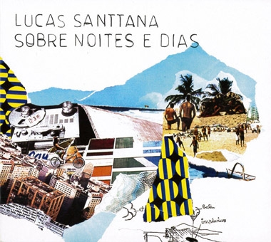 Lucas Santtana/夜と昼に[NFR-897]