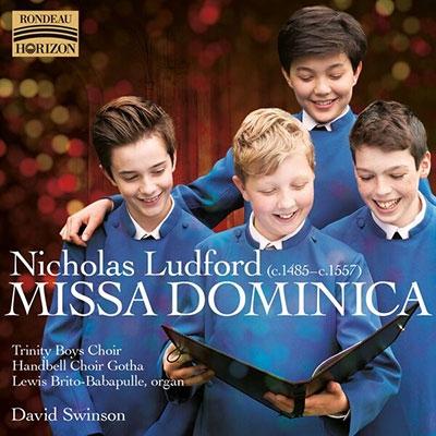 トリニティ少年合唱団/Nicholas Ludford: Missa Dominica[ROP8001]