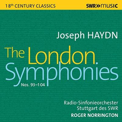 ハイドン: ロンドン交響曲集