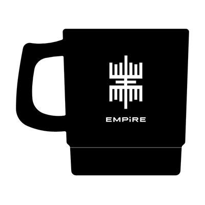 EMPiRE × TOWER RECORDS スタッキング マグカップ(プラ製)