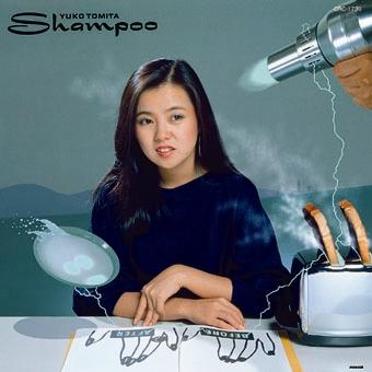 とみたゆう子/Shampoo +3 [CRC-1739]