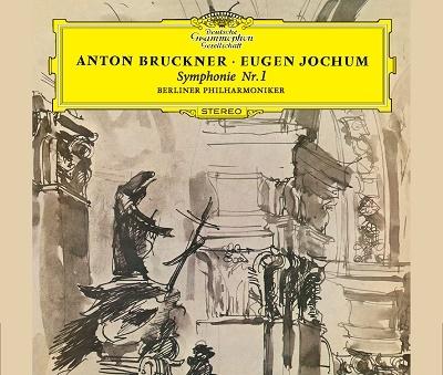 オイゲン・ヨッフム/ブルックナー: 交響曲全集Vol.1(交響曲第1-3番、モテット集)+<特別収録>交響曲第3番第2楽章リハーサル(SA-CD層のみ)<タワーレコード限定>[PROC-2283]