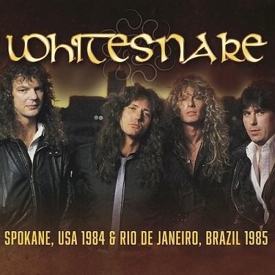 Spokane, Wa 24th July 1984/Rio De Janiero, Brazil 19th January 1985 CD