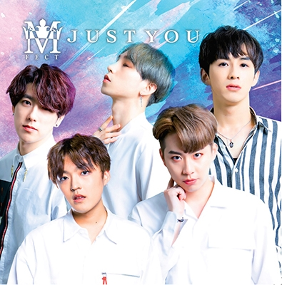 M.FECT/JUST YOU<A_type>[MAU-007]