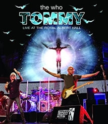 Tommy: Live at The Albert Hall DVD
