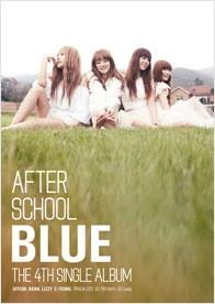 AFTERSCHOOL/BLUE : After School 4th Single[L100004327]