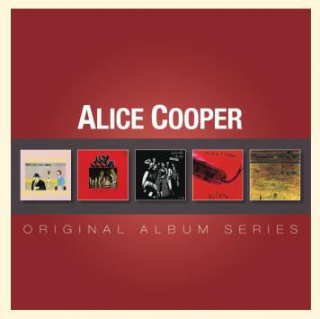 Original Album Series: Alice Cooper