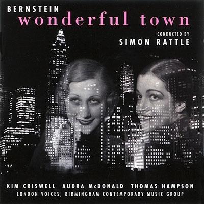 サイモン・ラトル/Bernstein: Wonderful Town[9029573987]
