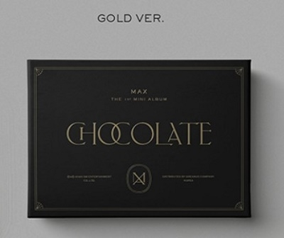 Chocolate: 1st Mini Album (GOLD Ver.) CD