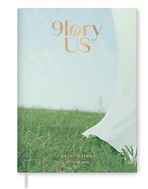 9loryUS: 8th Mini Album (GOLDNE CHASER ver.) CD
