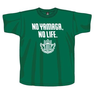 松本山雅FC/松本山雅FC×TOWER RECORDSコラボT-Shirt(グリーン)/Sサイズ [12-42867]