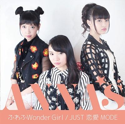ANNA☆S/ふわふ Wonder Girl/JUST恋愛MODE (Type-C)[GRSS-0007]