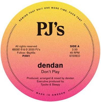Don't Play/DB<限定盤> 7inch Single