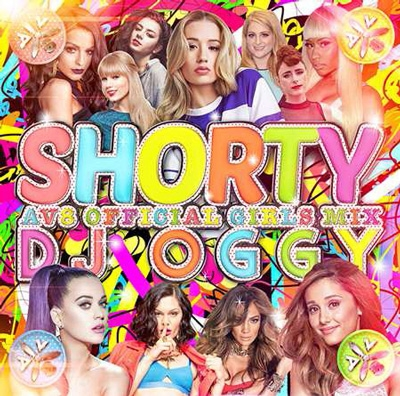 DJ OGGY/SHORTY -AV8 OFFICIAL GIRLS MIX-[OGYCD-07]
