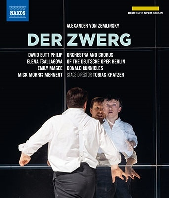 ツェムリンスキー:歌劇≪こびと≫ Blu-ray Disc