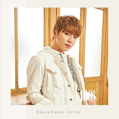 100% (Korea)/Song for you メンバー別ジャケット盤 (チャンヨン)<初回限定盤>[OKCK-05017]