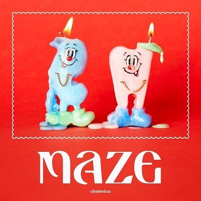 maze [CD+DVD]<初回生産限定盤> CD