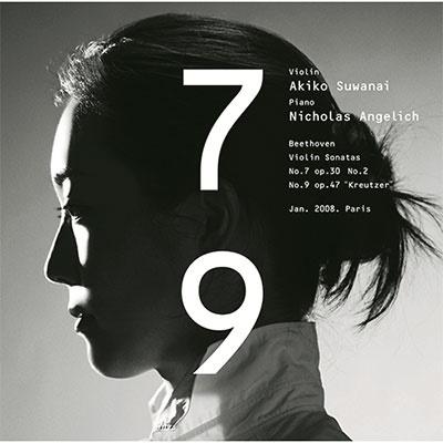 ベートーヴェン:ヴァイオリン・ソナタ第7番・第9番≪クロイツェル≫<限定盤> UHQCD