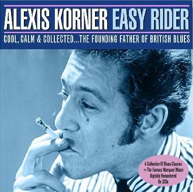 Alexis Korner/Easy Rider[NOT2CD527]