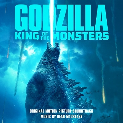 Godzilla: King Of Monsters CD