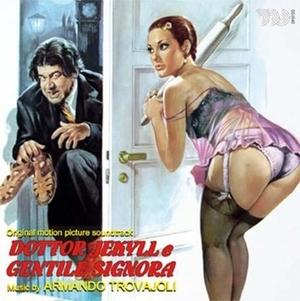 Armando Trovajoli/Dr.Jekyll E Gentile Signora / Basta Che Non Si Sappia In Giro[DDJ040]