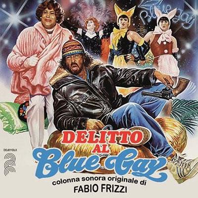 Fabio Frizzi/Delitto Al Blue Gay[DDJ11DLX]