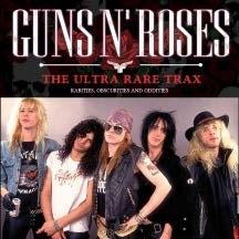Guns N' Roses/The Ultra Rare Trax[ZCCD089]