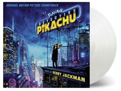 Pokemon Detective Pikachu<完全生産限定盤> LP