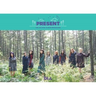 DIA (Korea)/Present: 3rd Mini Album Repackage (Good Morning Ver.)[INT0121]