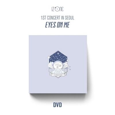 IZ*ONE 1st Concert In Seoul [Eyes On Me] DVD