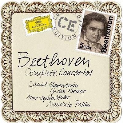 ベートーヴェン: 協奏曲全集